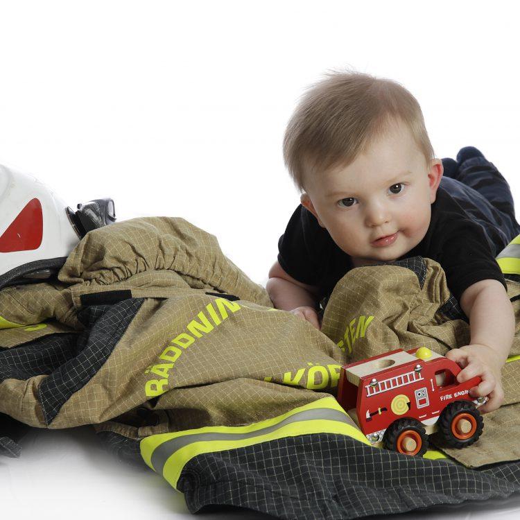 Den lille brandmannen